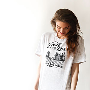 Shirtprint | Textieldruk | Kleding bedrukken Leiden