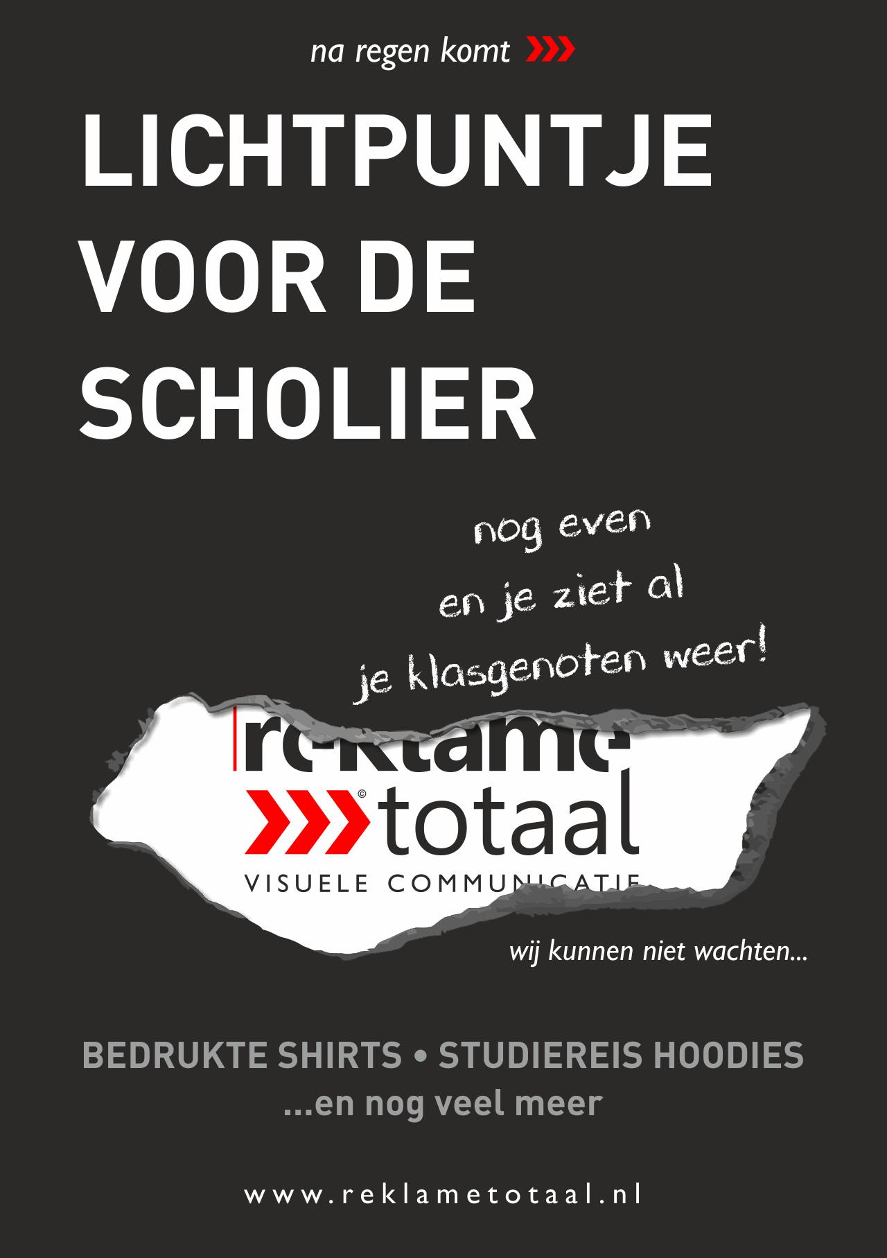 Reklametotaal | Leids Hart Leiden Scholieren hoody studiereis trui T-shirt bedrukken