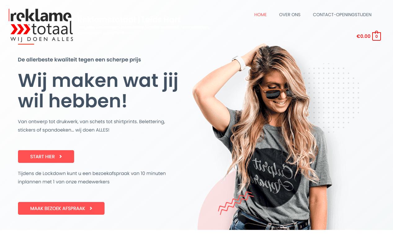 Reklametotaal Leiden | Leids Hart