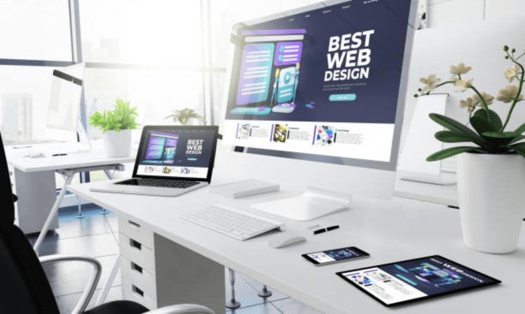 Reklametotaal | Leids Hart Leiden Website Webdesign